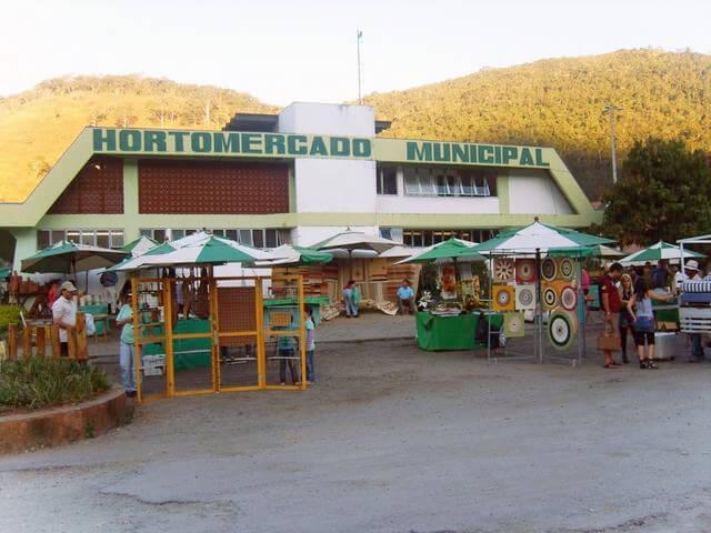 Agora no BOX 9 Hortomercado Municipal de Itaipava